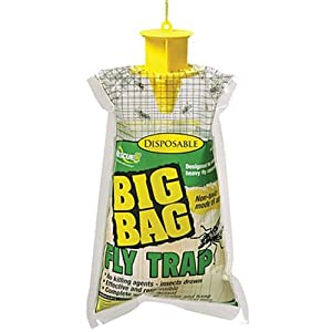 BIG BAG Disposable Fly Control Traps (3)