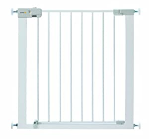 Safety 1st Simply-Close Pressure Fit Metal Gate