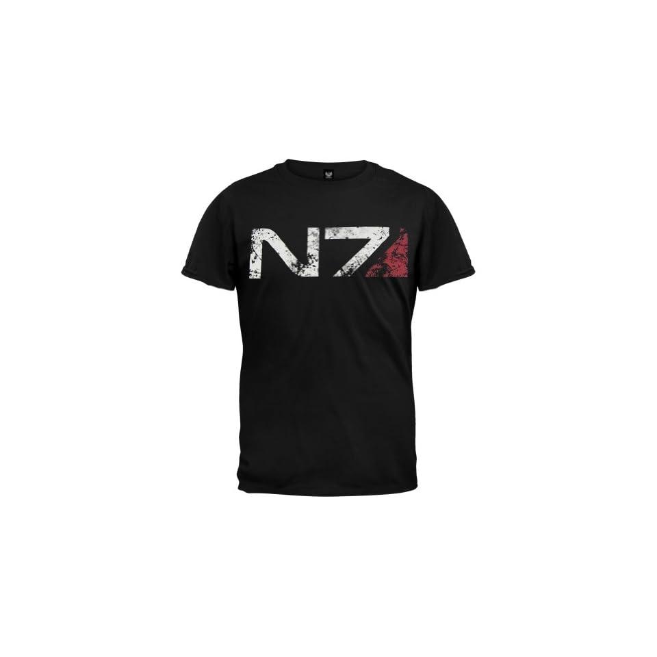Mass Effect   N7 Logo Mens T Shirt