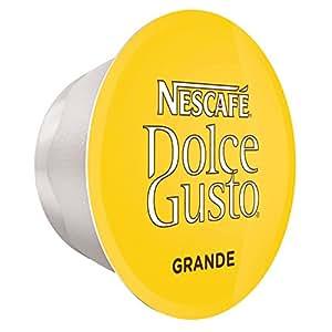 80 x Nescafé Dolce Gusto Caffè Crema Grande, 80 Capsules