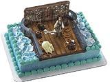 Pirates of the Caribbean Captain Jack Cake Decorating Kit