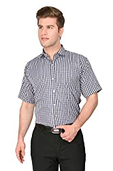 Vicbono Men's Formal Shirt - VBSH-211-L