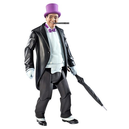 Batman Classic TV Series The Penguin Collector Action Figure at Gotham City Store