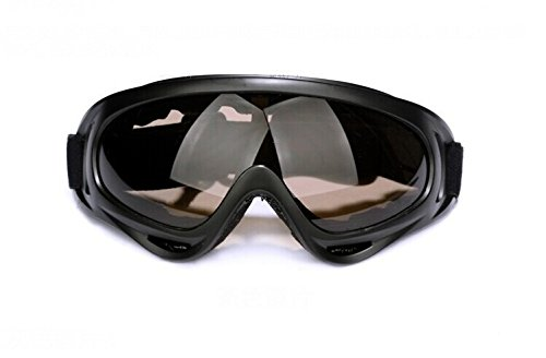 Folding Riding Goggles Motorcycle Glasses For Men Kickback Foam Padded Glasses with Elastic Strap UV Protection Sunglasses Fit For KAWASAKI Versys 2009 2010 2011 2012 motorcycle accessories outdoor sports atv riding scooter driving flying vintage men protect riding goggles glasses black for kawasaki eliminator 125 2001 2002 2009
