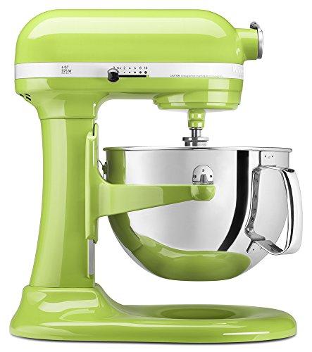 Kitchenaid Kp26M1Xga 6 Qt. Professional 600 Series - Green Apple