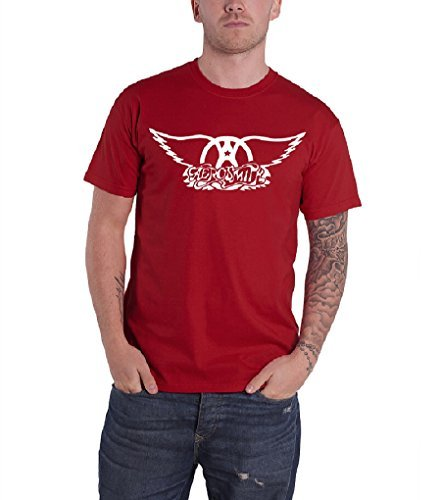 Aerosmith 'Logo' T-Shirt (large)