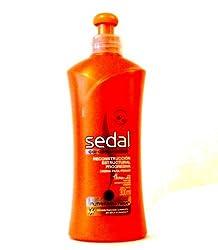 Sedal S.O.S. Reconstruccion Estructural Con Bio Keratina Crema Para Peinar (Styling Hair Cream Structural Reconstruction) 300 Ml