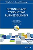 Designing and Conducting Business Surveys Front Cover