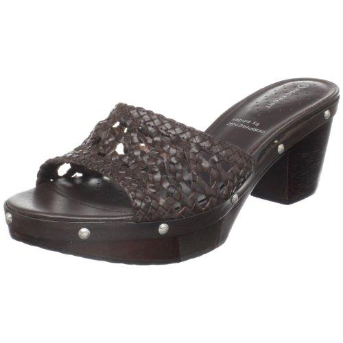 Rockport Women's Meja Clog Sandal Casual