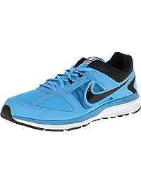 Nike Men's Air Relentless 3 Black/Vivid Blue/Black Sneaker 7 D (M)