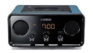 Yamaha TSX-70BU Desktop Audio System for iPod/iPhone (Blue)