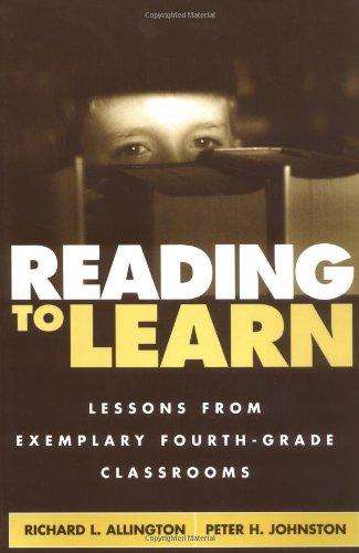 Developmental Reading Stages