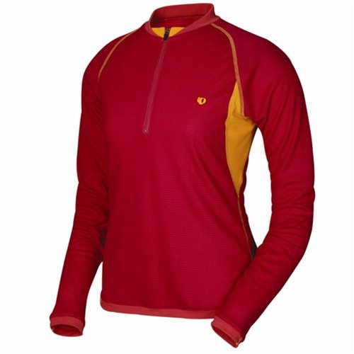 Buy Low Price Women's Pearl Izumi MicroSensor Long Sleeve Fly Top (B000ZHJHZM)
