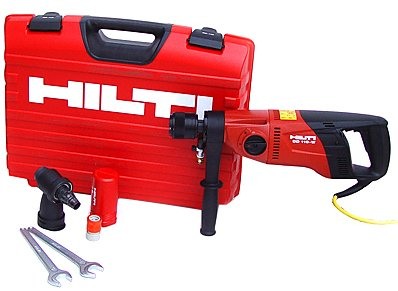 Hilti 03476075 DD 110-W Hand Held Dry Diamond Coring Tool System with Case (Hilti Parts compare prices)