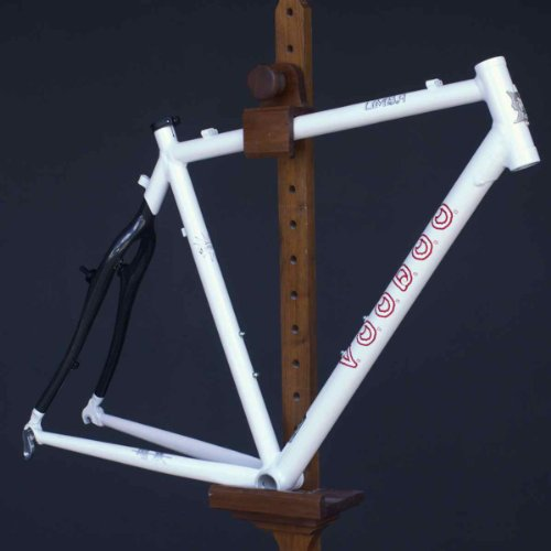 Voodoo Cycles Limba Scandium Carbon Road Cyclocross Frame 61cm