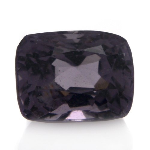 Natural Blue Spinel Loose Gemstone Cushion Cut 6*5mm 1.30cts SI Grade