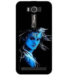 Doyen Creations Designer Printed High Quality Premium case Back Cover For Asus Zenfone 2 Laser ZE500KL