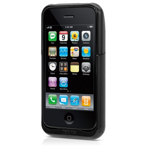 【正規品】 mophie Juice Pack Air for iPhone 3G ブラック MOP-PH-2