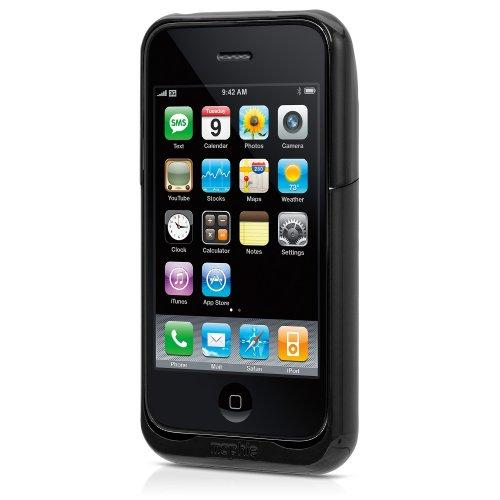 正規品 mophie Juice Pack Air for iPhone 3G ブラック MOP-PH-2