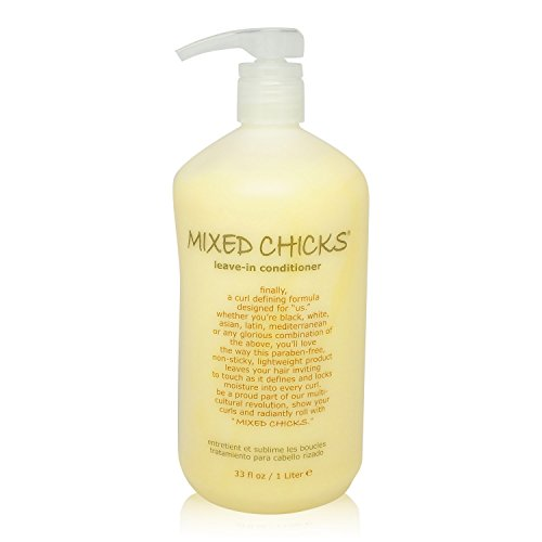 Mixed Chicks Leave-In Conditioner - 33 oz (Mixed Chick Hair compare prices)