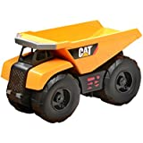 Toy State Caterpillar Construction Job Site Machines: Dump Truck (Styles May Vary)