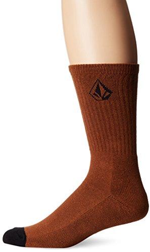 volcom-mens-full-stone-socks-rustic-brown-o-s