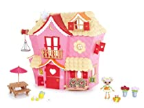 Big Sale MGA Mini Lalaloopsy Sew Sweet House Playhouse with Exclusive Character