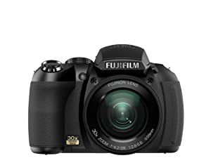 Fujifilm FinePix HS10 10 MP CMOS Digital Camera with 30x Wide Angle Optical Zoom and 3-Inch LCD