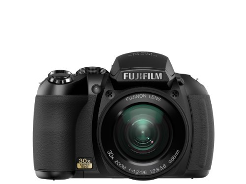 Fujifilm FinePix HS10 is one of the Best Compact Point and Shoot Digital Cameras for Travel Photos Under $500