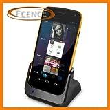 Design USB Dockingstation Ladestation Ladegerät Ladekabel Tischlader Tischladestation für Samsung Galaxy Nexus Prime i9250