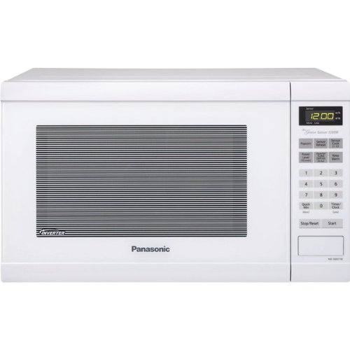 Panasonic Genuine 1200-Watt Counter Top Microwave Oven With Inverter Technology