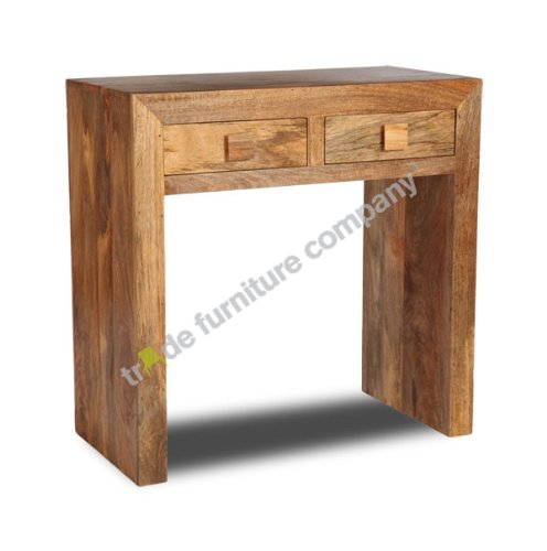 Dakota Furniture Wooden Console Table - Living Room Furniture