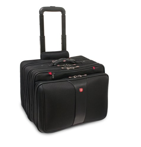 Wenger WA-7953-02 Patriot Roller Laptop/Notebook 2 Piece Travel Set