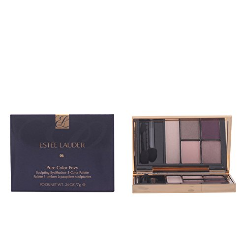 Estee Lauder Pure Color Envy Sculpting Eyeshadow 5 Color Palette Currant Desire 7g
