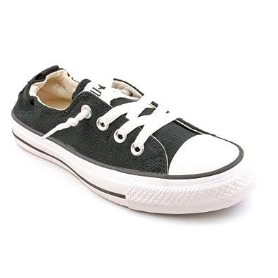 Converse Womens Chuck Taylor Shoreline Black Sneaker - 5