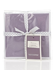 4 Blueberry Scented Sachets