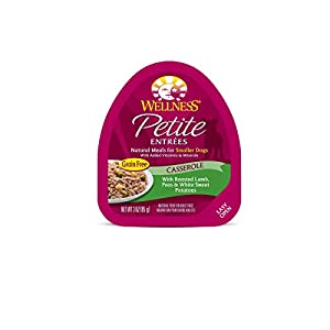 Wellness Casserole Roasted Lamb Petite Entrées, 3-Ounce, 24-Pack