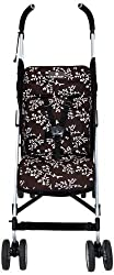 Balboa Baby Stroller Liner, Brown Berry By Balboa Baby