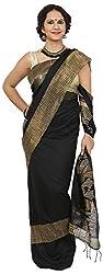 SHRI BALAJI SILK & COTTON SAREE EMPORIUM Women's Silk Saree (1(22))