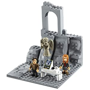 Doctor Who Character Building The Time of Angels Mini Set