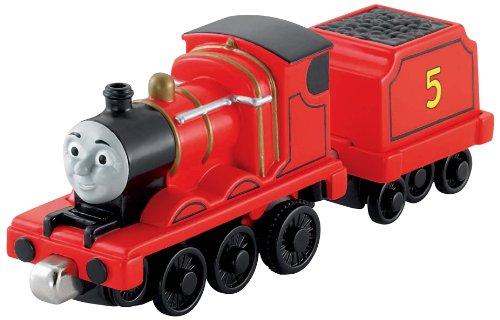 Thomas the Train: Take-n-Play Pull 'N Zoom - James - 1