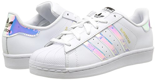 adidas unisex kinder superstar sneakers schuhe. Black Bedroom Furniture Sets. Home Design Ideas
