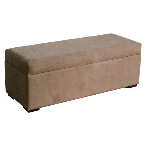 Upc 492491202412 Chenille Extra Long Storage Bench And Ottoman Upc Index The World 39 S