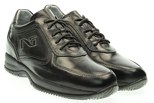 NERO GIARDINI uomo sneakers basse A604310U/101 42 Antracite