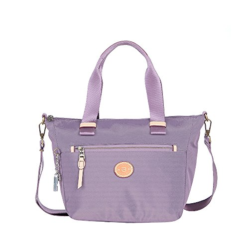 beside-u-mirabel-bks011-873-rfid-guarded-zip-pocket-leather-trimmed-convertible-satchel-bag-in-grape