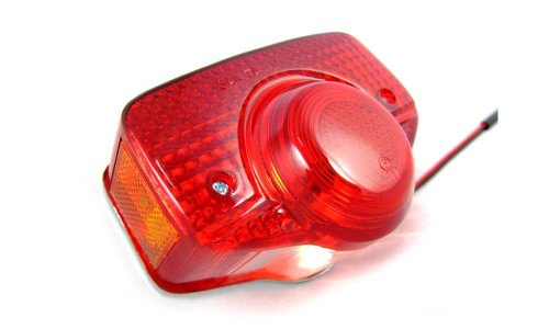 Taillight Rear Back Brake Light 69 70 71 Honda Trail CT90K CT 90 K CT90 K1 K2 K3
