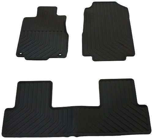 Genuine Honda Accessories 08P13-T0A-110A All Season Floor Mat for Select CR-V Models (Honda Crv Accessory compare prices)
