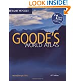 Rand McNally Goode's World Atlas 21st Edition