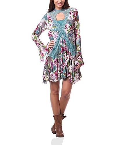 Peace & Love Vestido