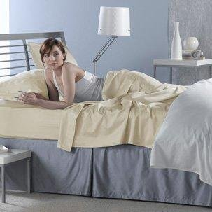 Sealy Best Fit 330-Thread-Count Cotton Sateen
